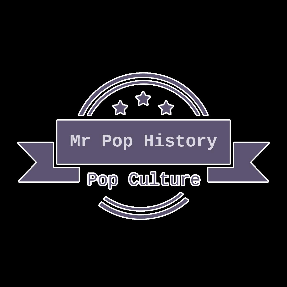Mr Pop History
